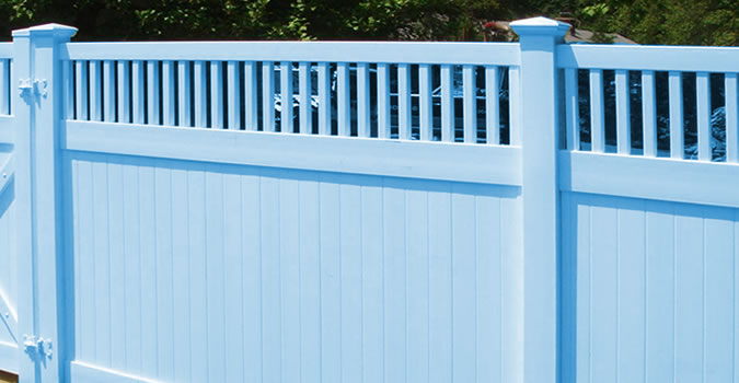 Painting on fences decks exterior painting in general Philadelphia